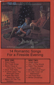 The Hollywood Orchestra: Christmas by the Fireside - Audio Cassette Tape