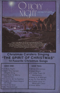 Various Artists: O' Holy Night - Audio Cassette Tape