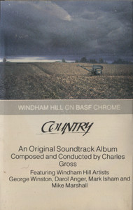 Windham Hill Artists: Country, An Original Soundtrack - Audio Cassette Tape