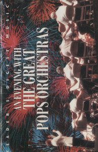 Various Artists: An Evening with the Great Pops Orchestra, Tape 1 - Audio Cassette Tape