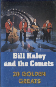 Billy Haley and the Comets: 20 Golden Greats - Audio Cassette Tape