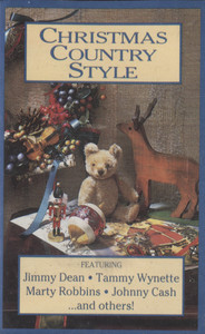 Various Artists: Christmas Country Style - Audio Cassette Tape