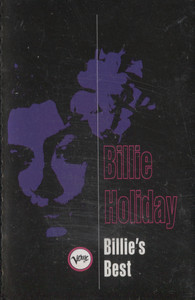Billie Holiday: Billie's Best - Audio Cassette Tape