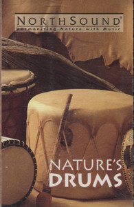 Northsound Nature's Drums - Audio Cassette Tape