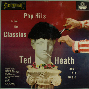 Ted Heath: Pop Hits from the Classics - LP Vinyl Record Album