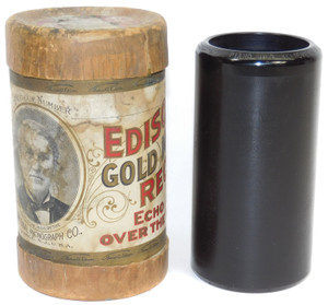 Albert Benzler: Believe Me If All Those Endearing Young Charms - #9437 Edison Wax Cylinder Record