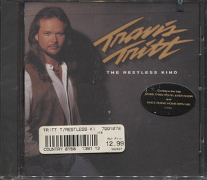 Travis Tritt: The Restless Kind - Factory Sealed CD / Compact Disc