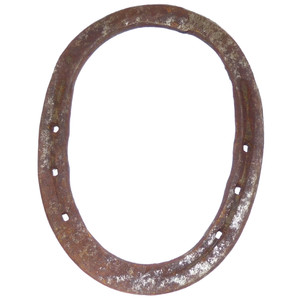 Country Antique Real Rusty Used Horseshoe Good Luck Door Decoration