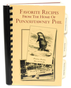 Favorite Recipes from the Home of Punxsutawney Phil 2005 Cookbook
