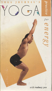 Yoga Journal's Yoga Practice For Energy - Vintage VHS Home Movie Video Tape
