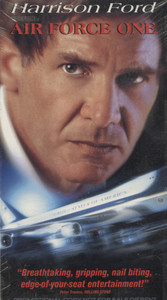 Air Force One - Vintage NOS Sealed VHS Home Movie Video Tape