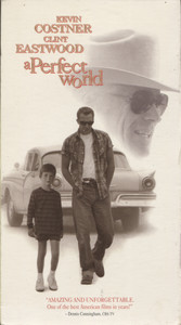 A Perfect World - Vintage VHS Home Movie Video Tape