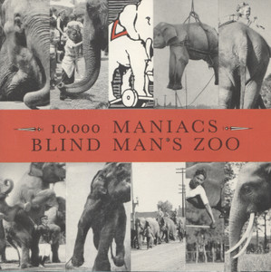 10,000 Maniacs: Blind Man's Zoo - CD / Compact Disc