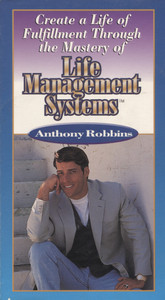 Anthony Robbins, Life Management Systems - VHS Home Movie Video Tape