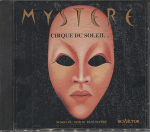 Cirque Du Soleil: Mystere - Factory Sealed CD / Compact Disc.