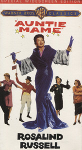 Auntie Mame - VHS Home Movie Video Tape