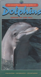 Dolphins - VHS Home Movie Video Tape
