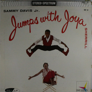 Sammy Davis Jr. & Joya Sherrill: Sammy Jumps with Joya - LP Vinyl Record Album