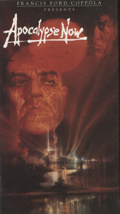 Apocalpse Now - VHS Home Movie Video Tape
