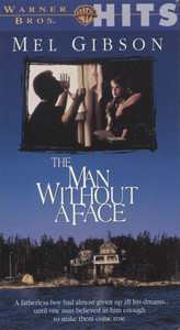 A Man Without a Face - VHS Home Movie Video Tape