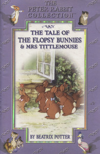 The Tale Of The Flopsy Bunnies & Mrs Tittlemouse  -  VHS Home Movie Video Tape