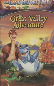 The Great Valley Adventure  -  VHS Home Movie Video Tape