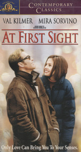At First Sight - VHS Home Movie Video Tape