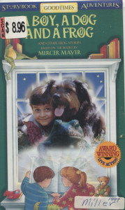 A Boy, a Dog and a Frog - VHS Home Movie Video Tape
