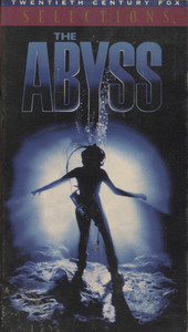 The Abyss - VHS Movie Video Tape