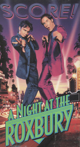 A Night at the Roxbury - VHS Movie Video Tape