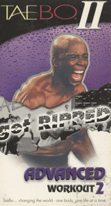 Advanced Workout 2 - VHS Movie Video Tape