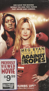Against the Ropes - VHS Movie Video Tape