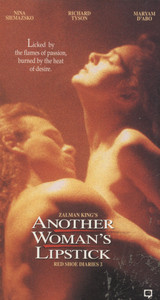 Another Woman's Lipstick - VHS Movie Video Tape
