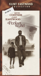 A Perfect World - VHS Movie Video Tape