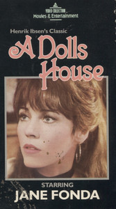 A Dolls House - VHS Movie Video Tape
