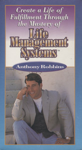 Anthony Robbins: Life Management Systems - NOS Factory Sealed VHS Home Movie Video Tape