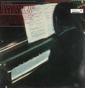 Various Artists: 1955-1966 Masters of the Modern Piano (2 Record Set) - LP Vinyl Record Album