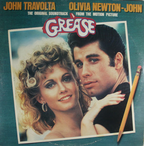 Various Artists: The Original Soundtrack from the Motion Picture, Grease (2 Record Set) - LP Vinyl Record Album