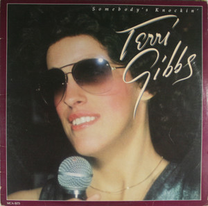 Terri Gibbs: Somebody's Knockin' - LP Vinyl Record Album