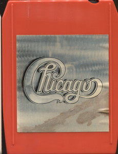 Chicago: Chicago - Self-Titled 8 Track Tape Cartridge
