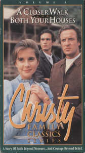 Christy, Family Classics Series - Vintage VHS Home Movie Video Tape