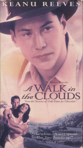 A Walk in the Clouds - Vintage VHS Home Movie Video Tape