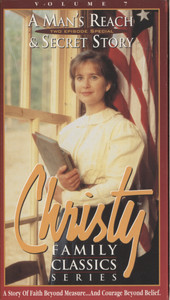 Christy Family Classics Series  - Vintage VHS Home Movie Video Tape