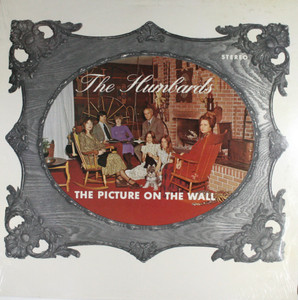 The Humbards: The Picture on the Wall - Factory Sealed LP Vinyl Record Album