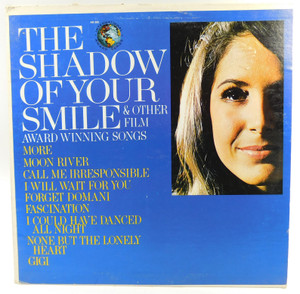 Various Artists: The Shadow of Your Smile & Other Film Award Winning Songs - LP Vinyl Record Album