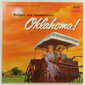 Rodgers and Hammerstein's Oklahoma! Motion Picture Soundtrack - LP Vinyl Record Album