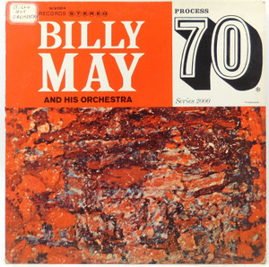 Billy May & Orchestra: Billy May 70 - LP Vinyl Record Album