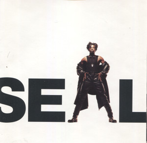 Seal:  Self-Titled - CD / Compact Disc