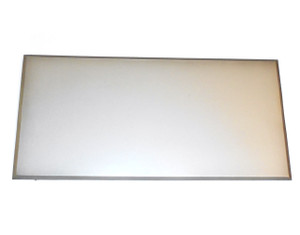 Blank Unused Rectangle Funeral Coffin Name Plate Casket Siqn NOS Antique
