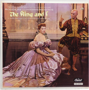 Various Artists: The King and I, Soundtrack - LP Vinyl Record Album